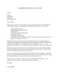 sample letter of charity charity gift letter charity thank you letters sj charity gift letter new agreement renewal letter format letter agreement renewal letter format