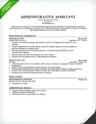 real estate administrative assistant resume sample administrative
