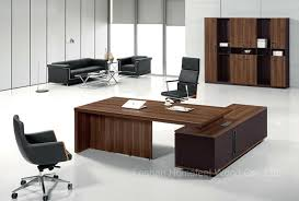 Modern Wood Office Desk Modern Wooden Office Furniture Office Executive Table Hf Twb113