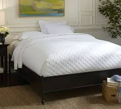 Pottery Barn Full Size Bed Queen Size Bed Frames On Queen Bed Frame For Elegant Pottery Barn