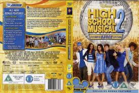 high school high dvd disney high school musical 2 extended edition dvd