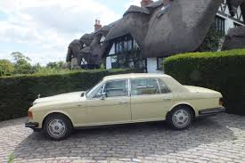 yellow rolls royce felix dennis collection makes over a million antique collecting