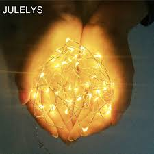 led garland christmas lights julelys 3m 10m copper wire led garland string lights fairy led