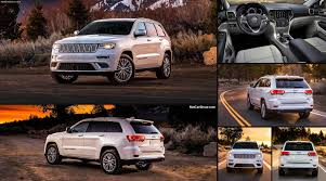 white jeep 2017 jeep grand cherokee summit 2017 pictures information u0026 specs