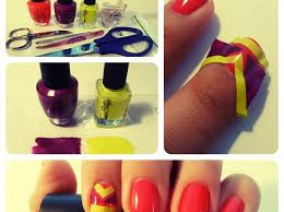 how to make diy nail decals snapguide