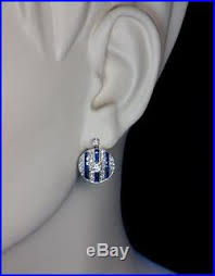 original diamond drop original vintage diamond earrings