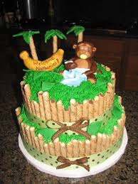 jungle safari cake ideas 62307 idea for jungle cake jungle
