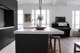 cuisine ouverte moderne photo de cuisine ouverte avec ilot central 9 cuisine ouverte