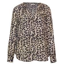 ombre blouse pyrus printed blouse ombre cocaranti