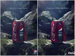 coke halloween horror nights pepsi disguises itself as coca cola for halloween coca cola