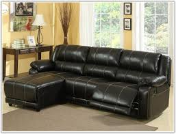 l shaped sectional sofa with recliner sofa home decorating