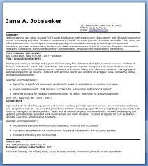 sample bookkeeping resume this free sample was provided by