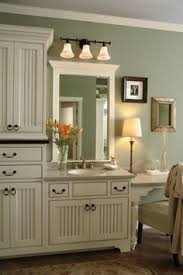 Medallion Cabinets Medallion Cabinetry Platinum Inset Bath Vanity Shown In Dana Point