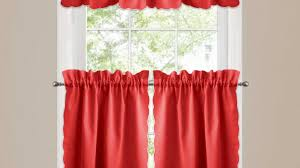 Kitchen Curtains Valance by Curtains Konica Minolta Digital Camera Red Valance Curtains