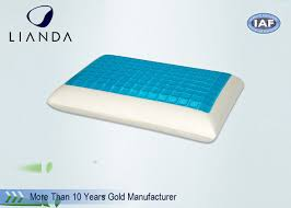 gel bed pillows toxic stay cool pillow white cooling gel bed pillow 50d
