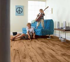 Kids Play Room With Vinyl Wooden Home Interiors - Flooring for kids room