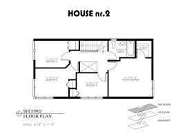 Impressive 4 Bedroom House Plans Uncategorized Two Bedroom Cottage House Plan Impressive For Best