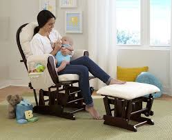 Upholstered Rocking Chair For Nursery Best Nursery Glider 2017 5 Features You Need To Look For Kind