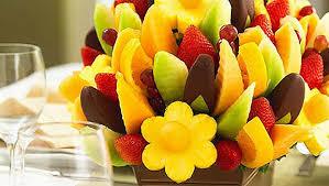 fruit flower basket edible arrangements the evolution of the fruit basket uae