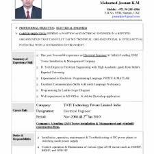cover letter electrical resume examples resume examples for