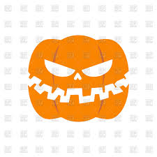 hallowen download scary pumpkin for halloween vector image 144994 u2013 rfclipart