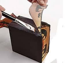 Decorate Cardboard Box Home Dzine Craft Ideas Decorated Cardboard Boxes