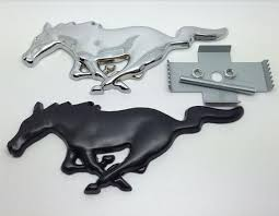 Black Horse Mustang Compare Prices On Mustang Horse Logo Online Shopping Buy Low