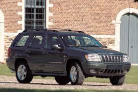 2003 jeep grand overland jeep grand 4 7i v8 overland automatic 2002 2003 258