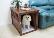 Upcycled Side Table 15 Stylish Pet Beds That Also Serve As Great Looking Tables