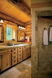 log home bathroom ideas 48 best pine images on logs pine and log homes