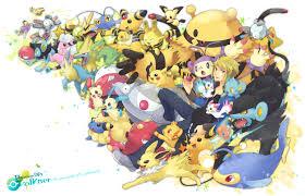 Volkner by Elekid Pokémon Zerochan Anime Image Board