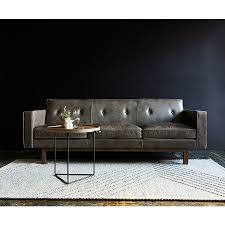 Mid Century Modern Leather Sofa Modern Leather Sofas Mid Century Modern Leather Sofa Room All