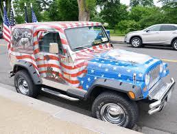 jeep christmas parade veteran patriot jeep travel nation honoring vets etcetera