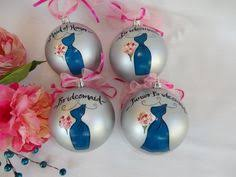 wedding ornament bride and groom gift hand painted