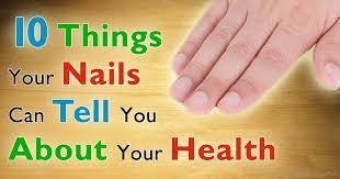 what to ridges on fingernails mean cameleon nail polish