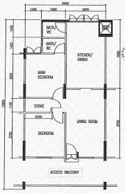 floor plans for clementi avenue 2 hdb details srx property