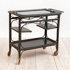 french vintage tea cart bonnin ashley antiques miami fl