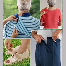 clothing for elderly silvert s adaptive clothing and footwear product review