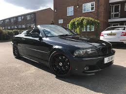 bmw 330ci convertible m sport auto black in northolt london