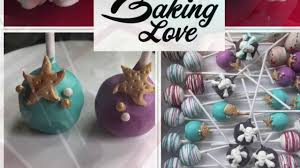 mermaid and pirate cake pops youtube