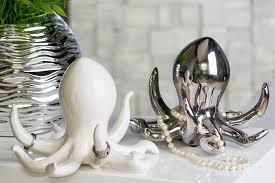 metal octopus ring holder images Jewellery holder octopus ceramic white jpg