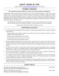 collection of solutions long term care pharmacist cover letter