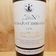 vin blanc chambre d amour vin de villa chambre damour 2016 lionel osmin 75 cl en ce qui