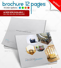 12 page brochure template 30 modern business brochure templates brochure idesignow