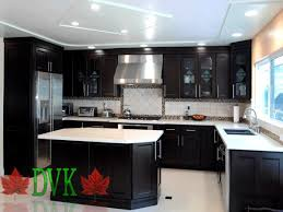 kitchen furniture vancouver kitchen cabinets vancouver 42 walnut shaker dvk discount price
