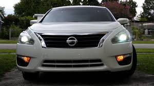 nissan altima 2013 headlight replacement h i d install 2013 nissan altima s nissan forums nissan forum
