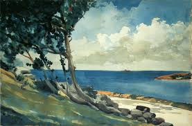 W Homer Artist by What To Love About Winslow Homer And His Road In Bermuda