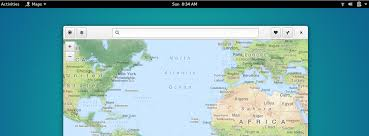 Google Maps Costa Rica An Introduction To Gnome Maps Linux Com The Source For Linux