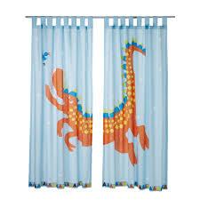 Teal Curtains Ikea Heltokig Pair Of Curtains Ikea Baby Boy Room Goes