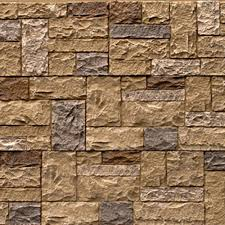 tips install faux rock siding med art home design posters
